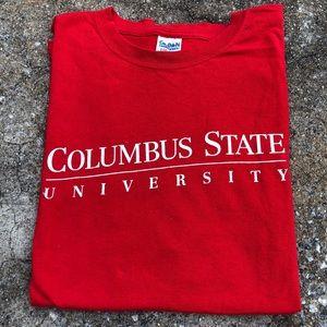 Columbus State University Men's XXL